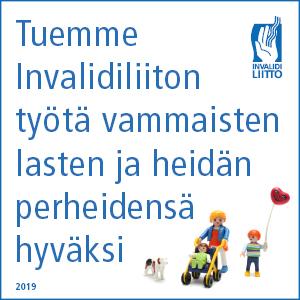 Lahjoitustunnus lapset 2018